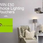 Win a £50 First Choice Lighting voucher