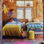 Get their look: Funky boy's bedroom