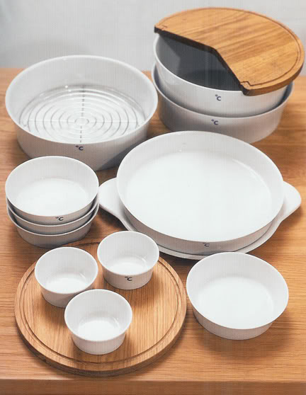 Rorstrand 'Grade' ceramic kitchen/tableware