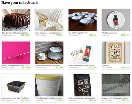 'Have your cake and eat it' blog post banner