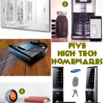 Gimme Five! High tech homewares