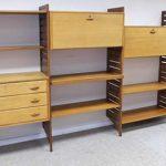 Charity Vintage: Ladderax storage unit