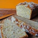 Cakes & Bakes: Lemon & poppy seed loaf