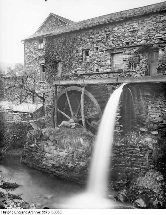 Stock Ghyll Mill, North Road, Ambleside