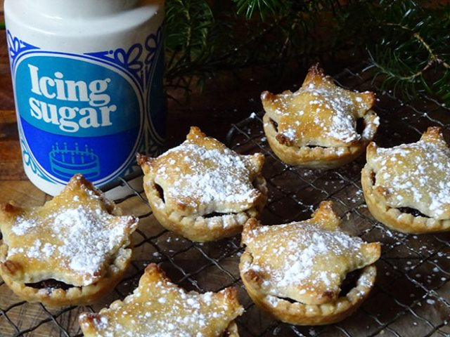 Home-made luxury mince pies | H is for Home #recipe #mincepies #baking #ChristmasRecipe #pastry #pie