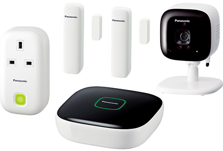 Panasonic Smart Home starter kit