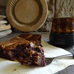 Cakes & Bakes: Peanut butter brownies
