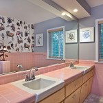 Creating a vintage look for your bathroom