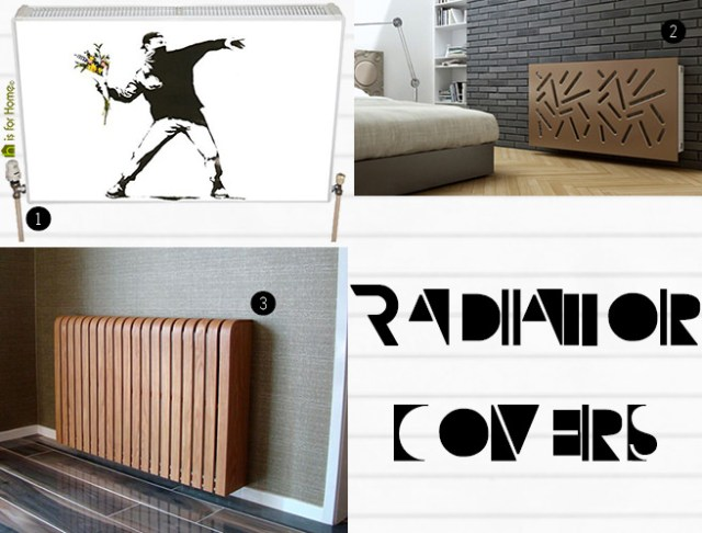 Radiator covers | H is for Home