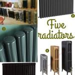 Gimme Five! Radiators