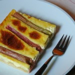 Cakes & Bakes: Rhubarb and custard tart