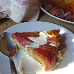 Cakes & Bakes: Rhubarb upside-down cake