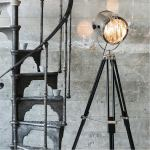 How to achieve an industrial style in your home