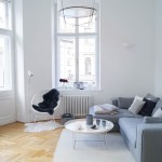 Get their look: Serene Viennese apartment