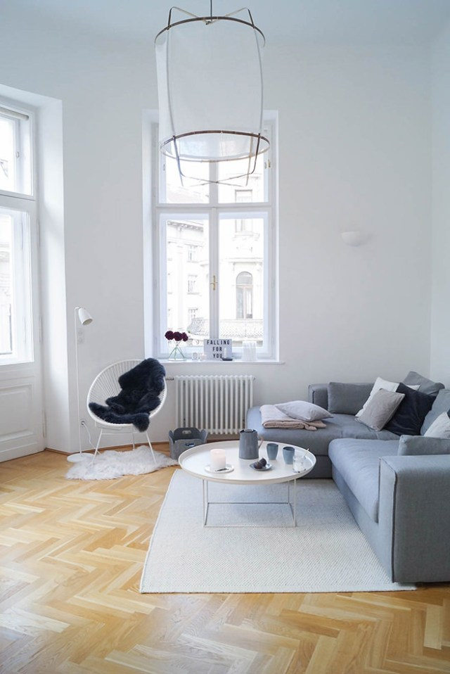 Serene Viennese apartment
