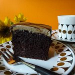 Cakes & Bakes: Sourdough coffee chocolate cake