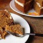 Cakes & Bakes: Sweet potato cake