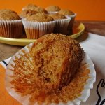 Cakes & Bakes: Sweet potato muffins