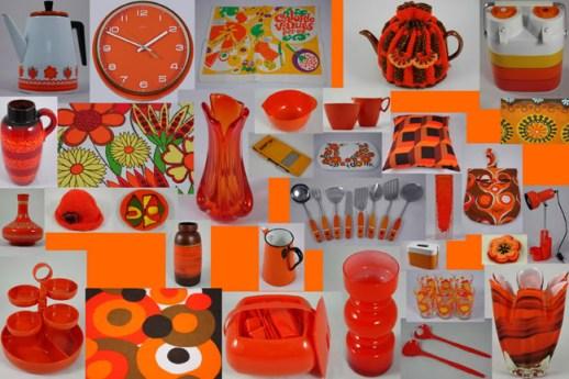 tangerine dream collage