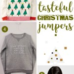 Christmas gifts of the day: Tasteful Christmas jumpers