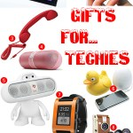 Gifts for… Techies