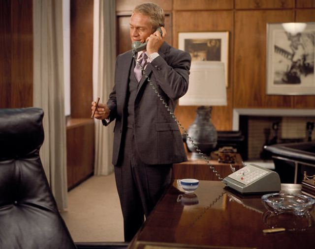 Still from The Thomas Crown Affair (1968)