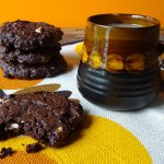 Cakes & Bakes: Triple chocolate chip cookies