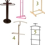 Gimme Five! Valet stands