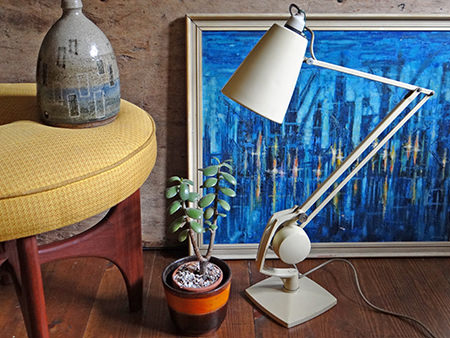 selection of vintage furniture and homewares in the H is for Home shop - September 2015