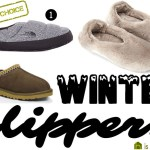 Price Points: Winter slippers