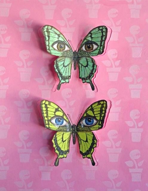 Papilio Oculus