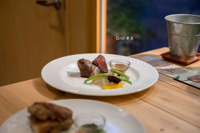 新竹美食| Grill 9 到歐洲家庭中,享受地中海歐式牛排、排餐自助吧吃到飽。