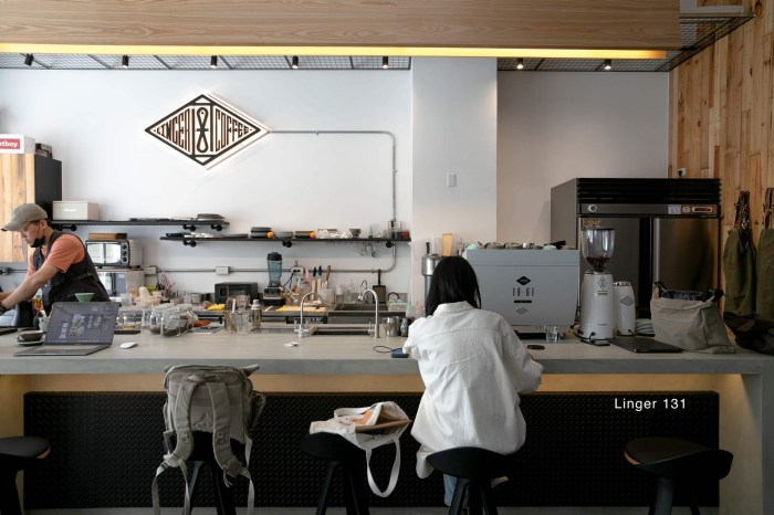新竹竹北咖啡廳|滯在咖啡所 Linger131 用一杯咖啡的時間,滯留在這裡。
