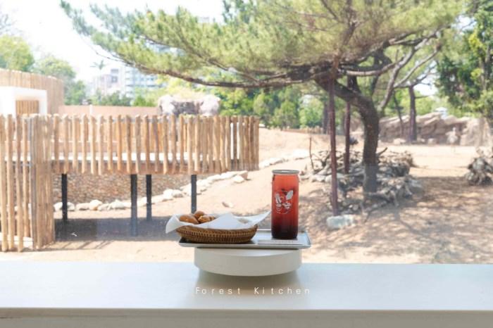 森林食堂&野餐市集|新竹|咖啡廳 來新竹動物園旁與動物一起享用雞蛋糕。