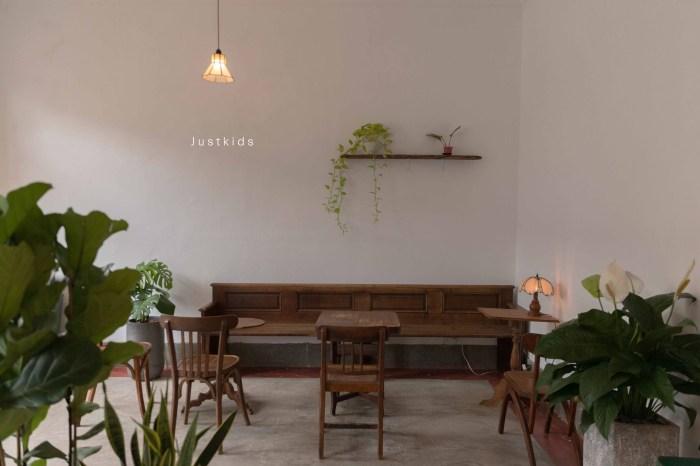 赤子 justkids|新竹|咖啡廳 在巷弄裡與遇見古著、轉蛋與咖啡。