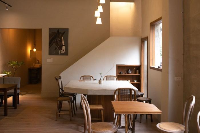 新竹咖啡廳|23 Coffee Roasters 貳参咖啡 感受大地色柔和的美。