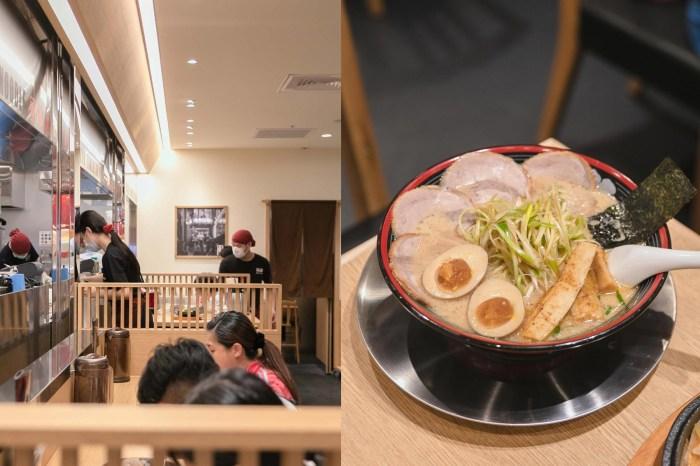 新竹屯京拉麵巨城店| 東京池袋排隊名店來插旗囉。