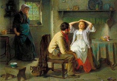 Jealousy, Envy & their step sister