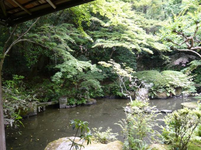 長楽寺 庭園2