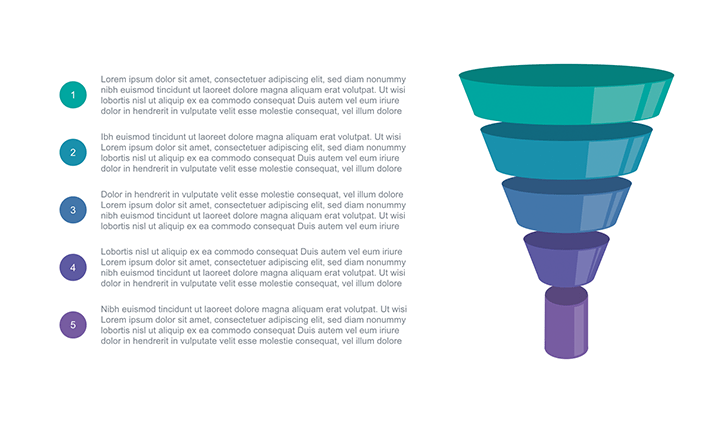 Funnel Diagram Ppt For Powerpoint Presentation Download Now Gt