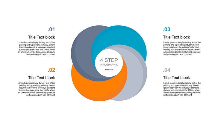 Circular flow chart template - Free Download Now!