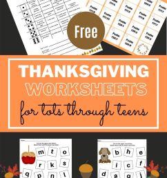 Thanksgiving Worksheets for Tots through Teens - HisLifeLearner.com [ 1500 x 1000 Pixel ]