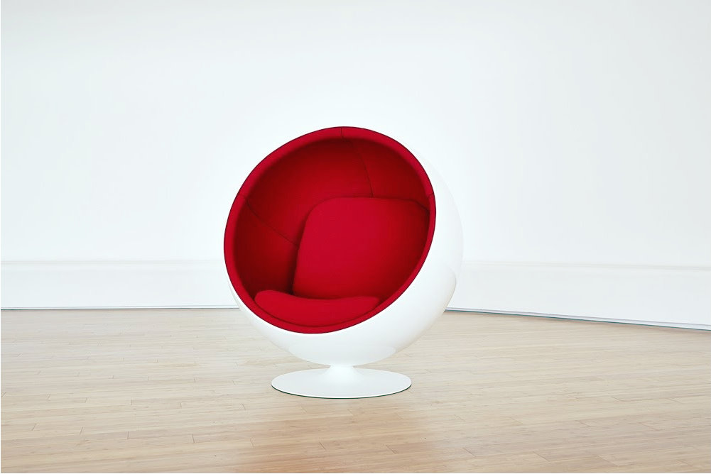 ball chair Eero Aarnio 1963/1966 – HiSoUR – Hi So You Are
