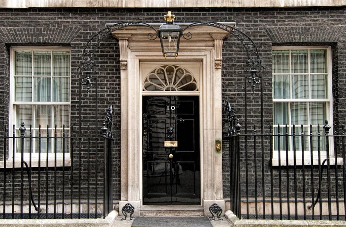 10 Downing Street Londres, Reino Unido – HiSoUR Arte Cultura Historia
