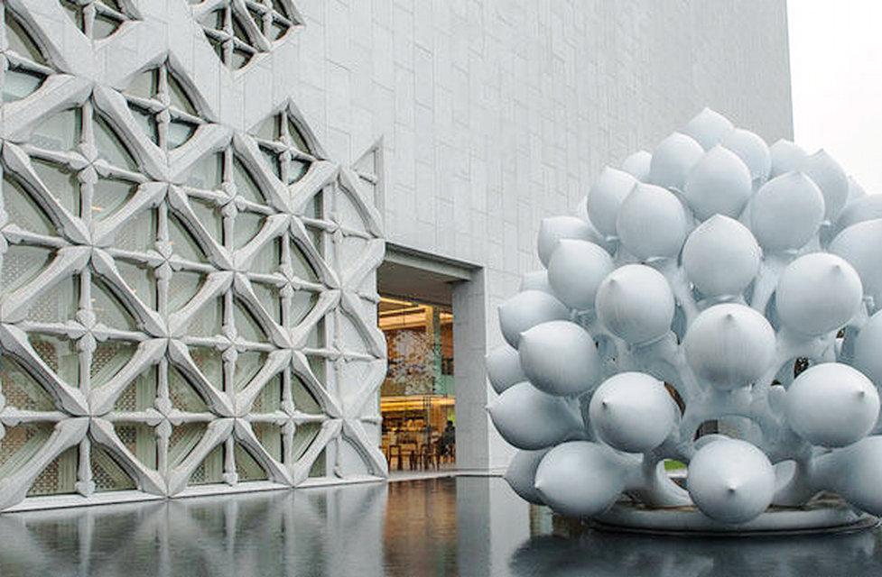 Museo de Arte Contemporáneo Bangkok, Tailandia – HiSoUR Arte Cultura ...