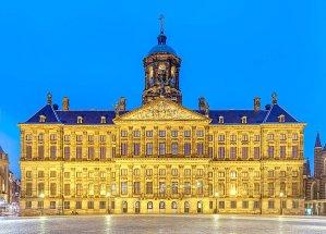 Королевский дворец Амстердам, Нидерланды