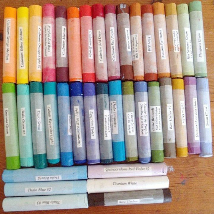 11 Pastel Paint Colors: HiSoUR Art Culture Histoire