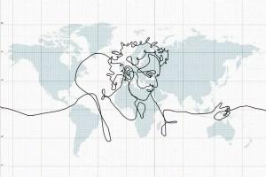 GPS-чертеж