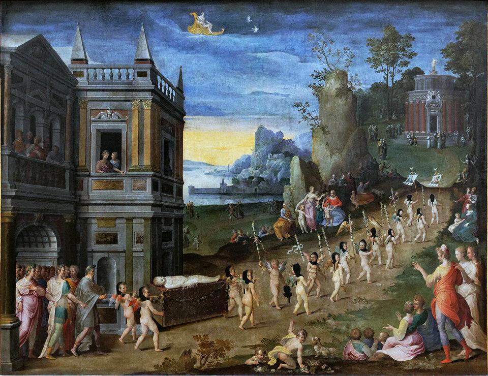 Pintura renacentista francesa – HiSoUR Arte Cultura Historia