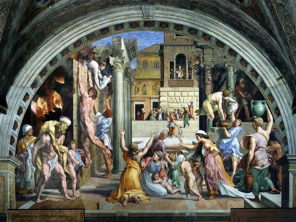 Temas en la pintura renacentista italiana – HiSoUR Arte Cultura Historia